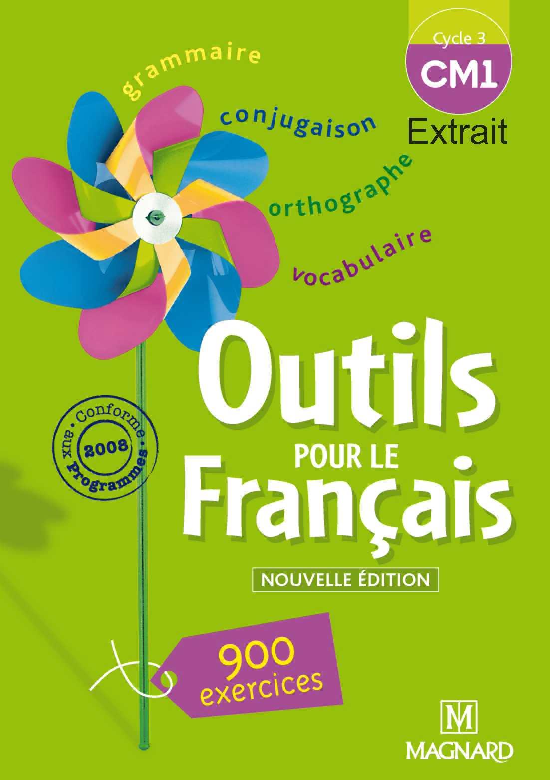"""Calaméo - Extrait de """"Outils pour le français - CM1"""""""