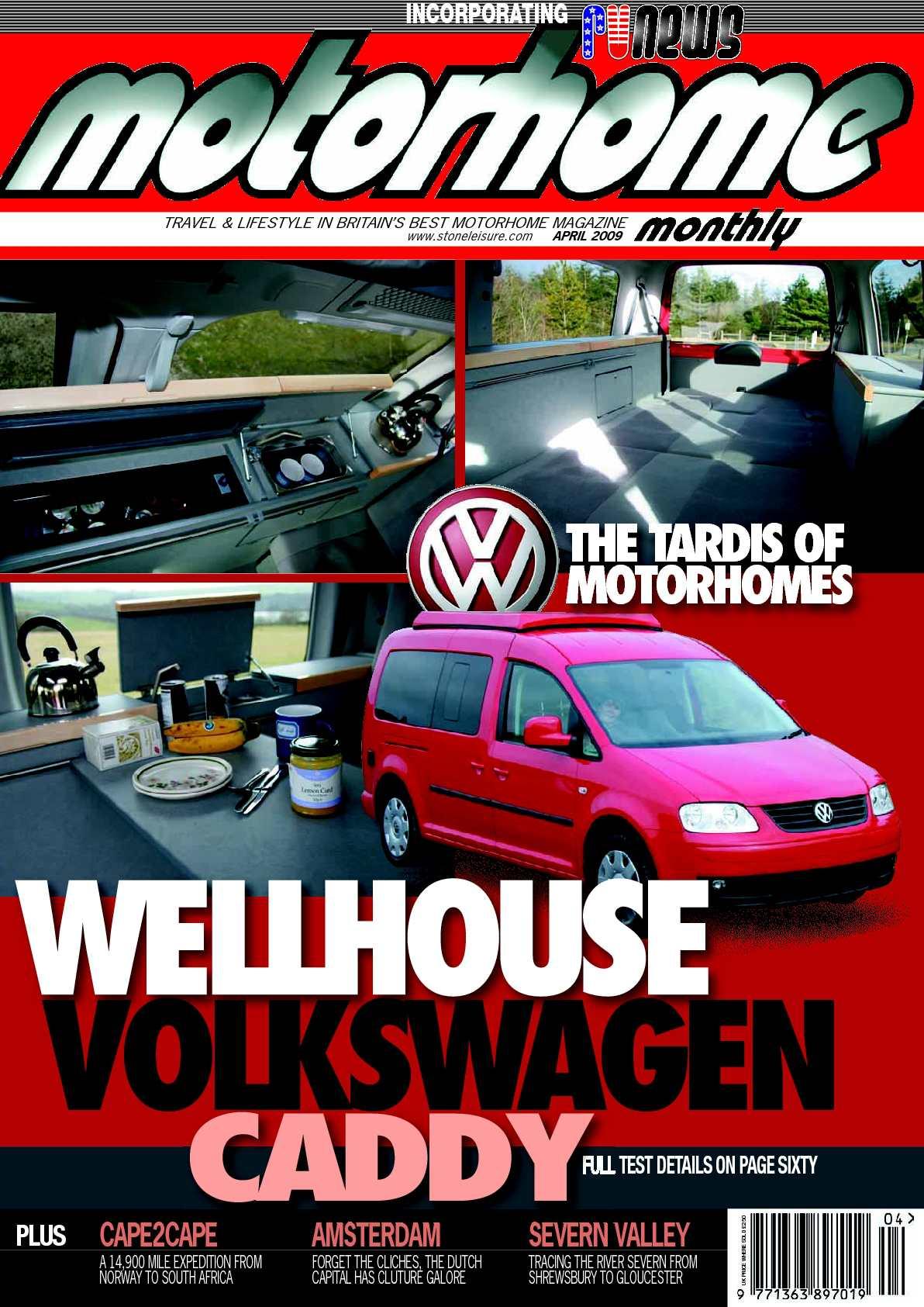 b17c17cb89 Calaméo - April 2009 - Motorhome Monthly Magazine