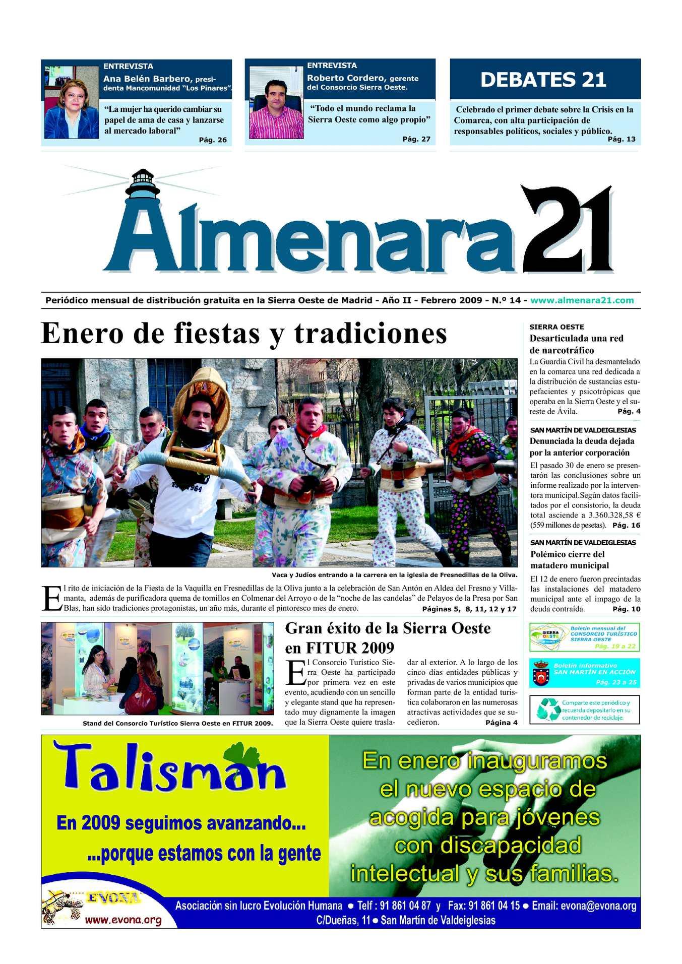 Calaméo - Almenara 21 - Febrero 2009 - AÑO II - Nº 14 4de126374c2