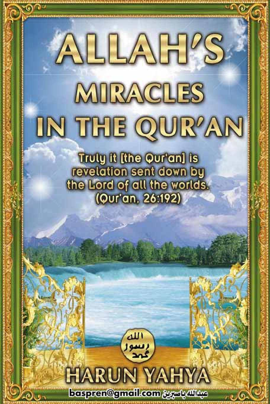 Calaméo - ALLAH'S Miracles in the QUR'AN