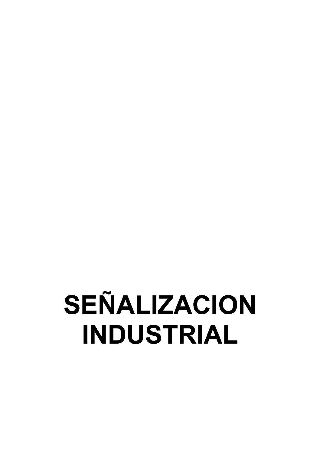 Calam 233 O Se 209 Alizacion Industrial