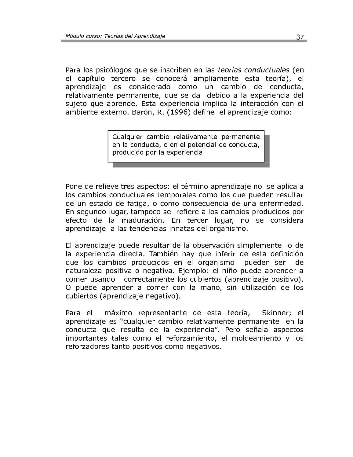 Modulo Teorías Del Aprendizaje Funlam Calameo Downloader