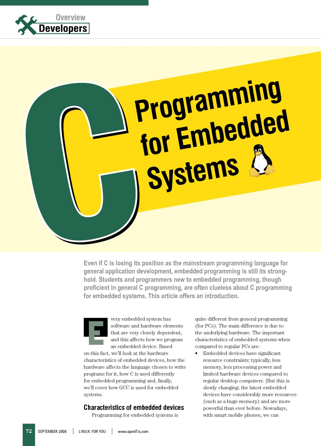 Calaméo - C-Programming-For-Embedded-Systems