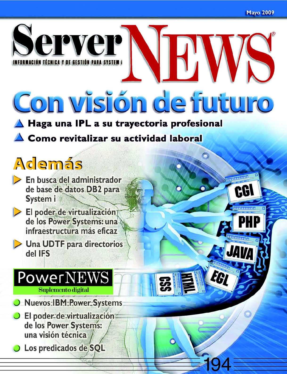 Calaméo - ServerNEWS - 194 (Mayo 2009) 54e29a5ab9d6