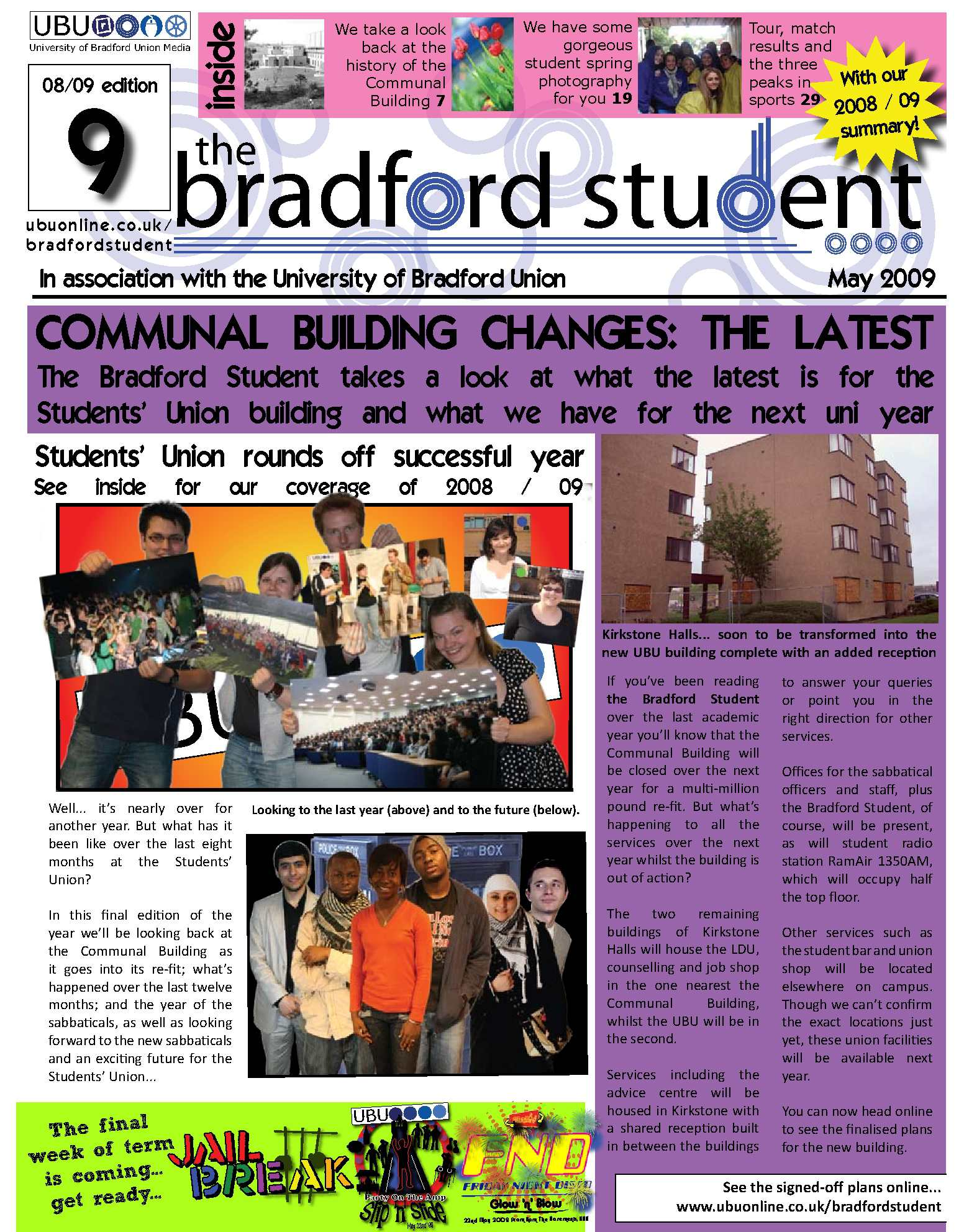 Calaméo - Bradford Student Newspaper May '09