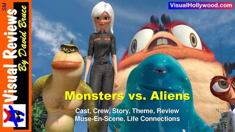 Calameo Monsters Vs Aliens