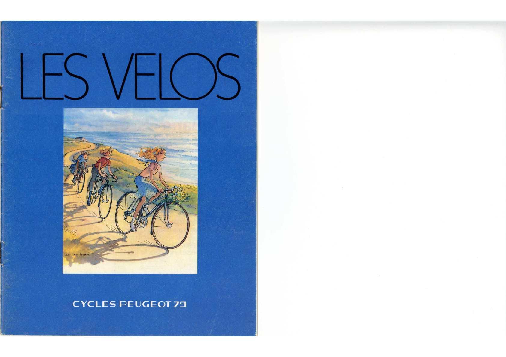 calaméo - peugeot catalogue vélos 1979