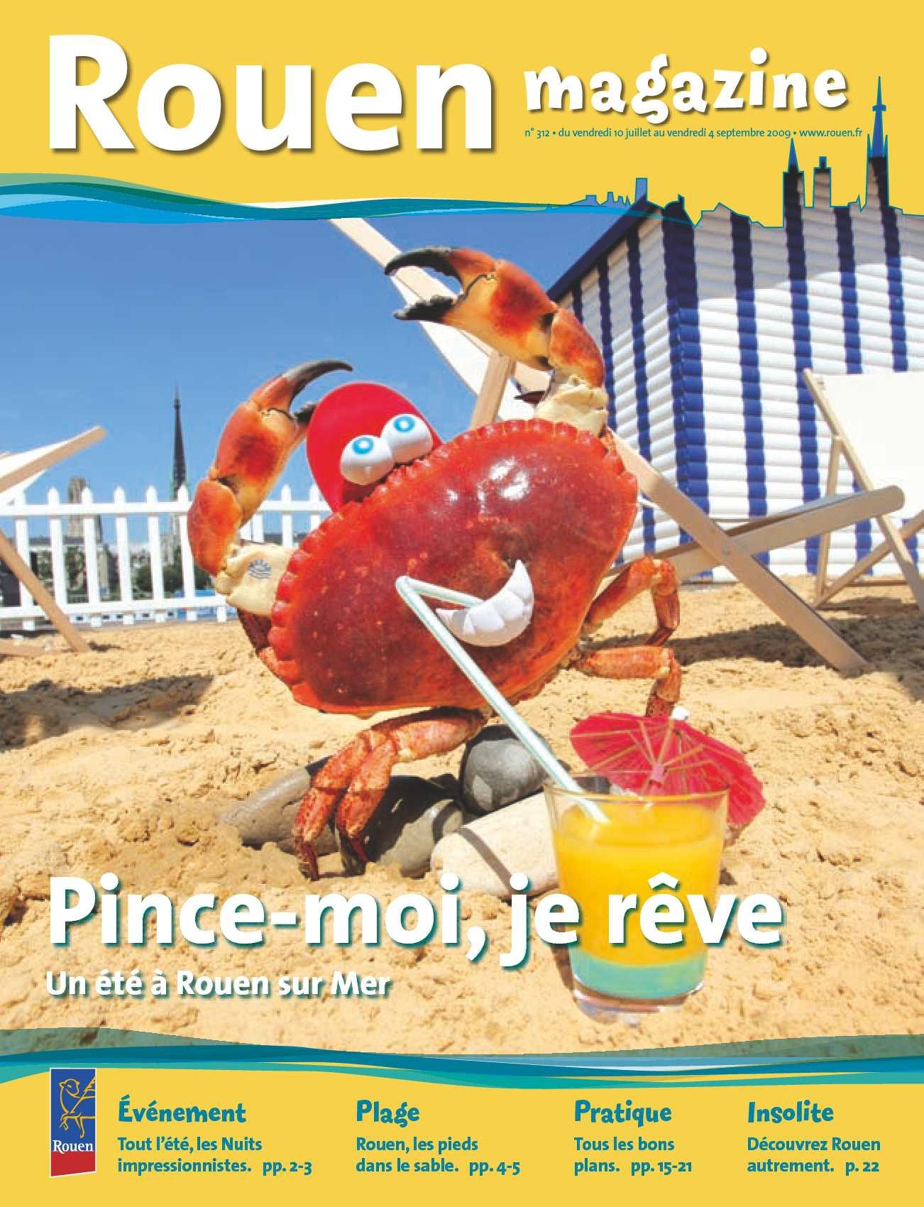 Les 4 Pieds Rouen calaméo - rouen magazine 312