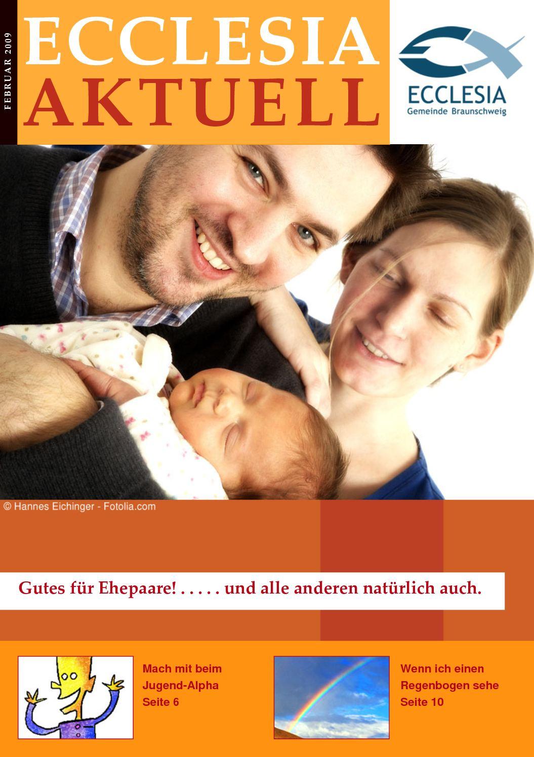 Alle Anderen 2009 calaméo - ecclesia gemeinde braunschweig / februar 2009