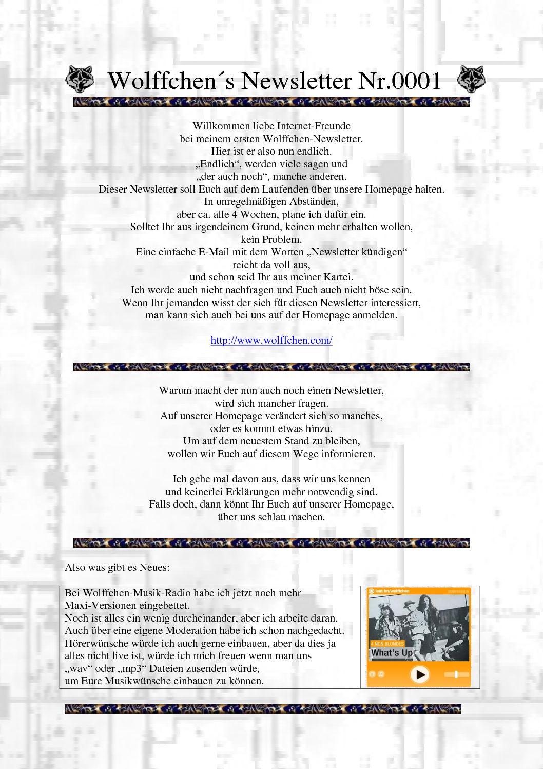 96f97cf9a86216 Calaméo - Wolffchen-Newsletter-0001
