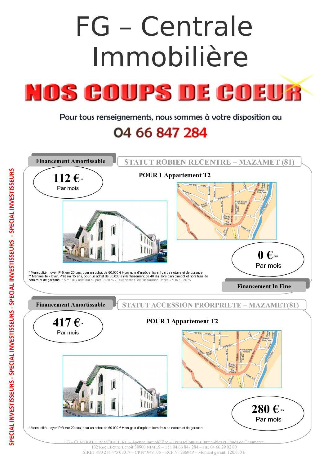 Calameo Fg Coups De Coeur Mazamet