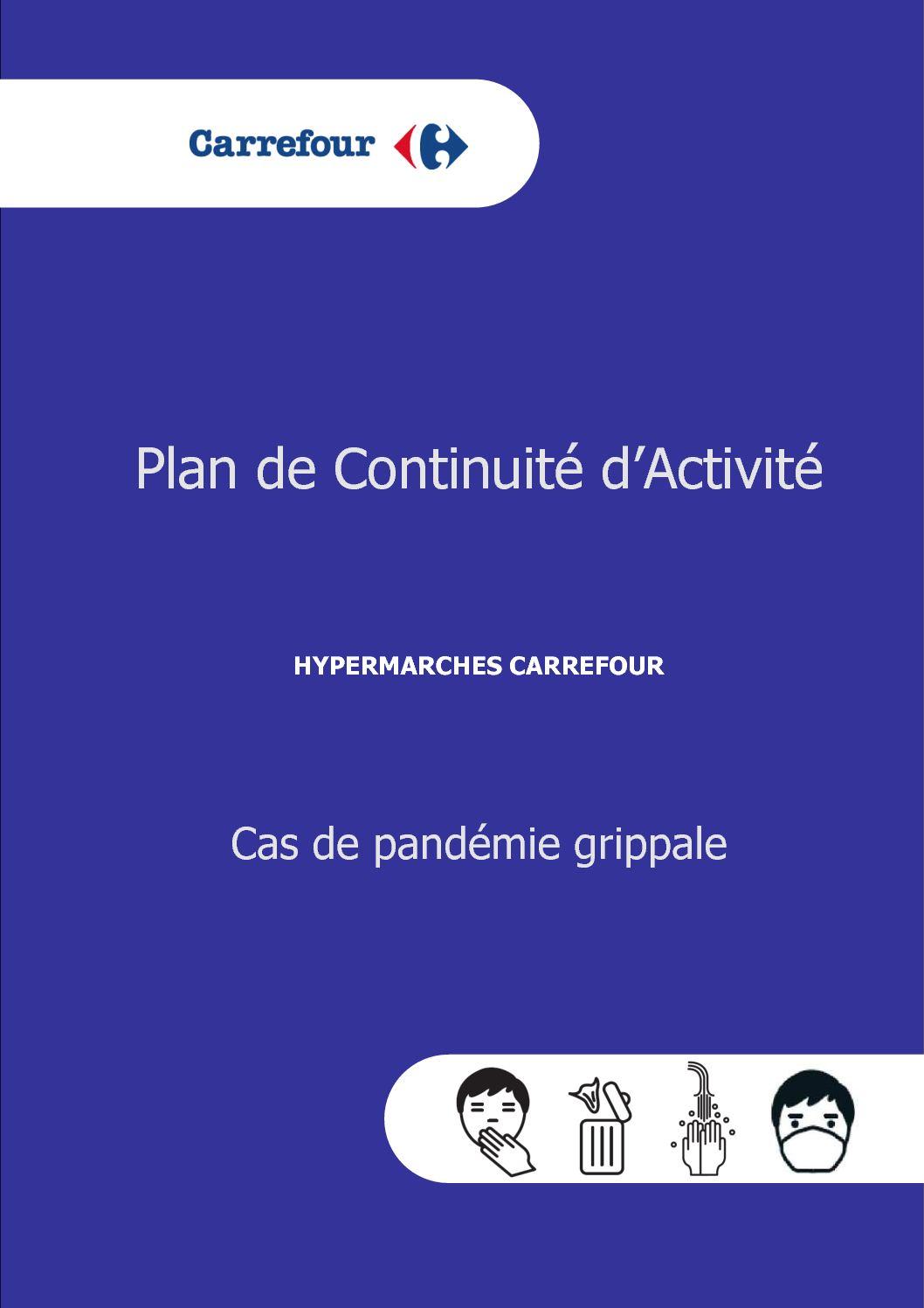 Pandemie Plan