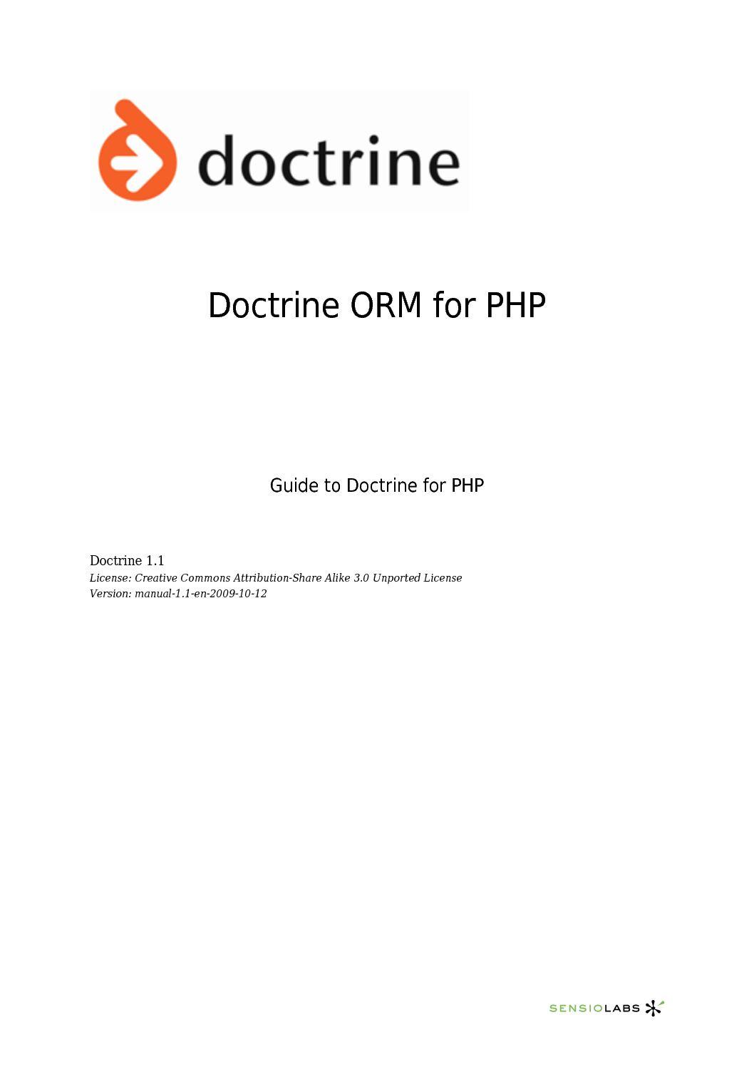 Doctrine Findby