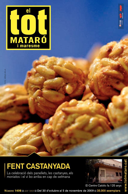 Calaméo El Tot Mataró 1406 30 Doctubre Del 2009