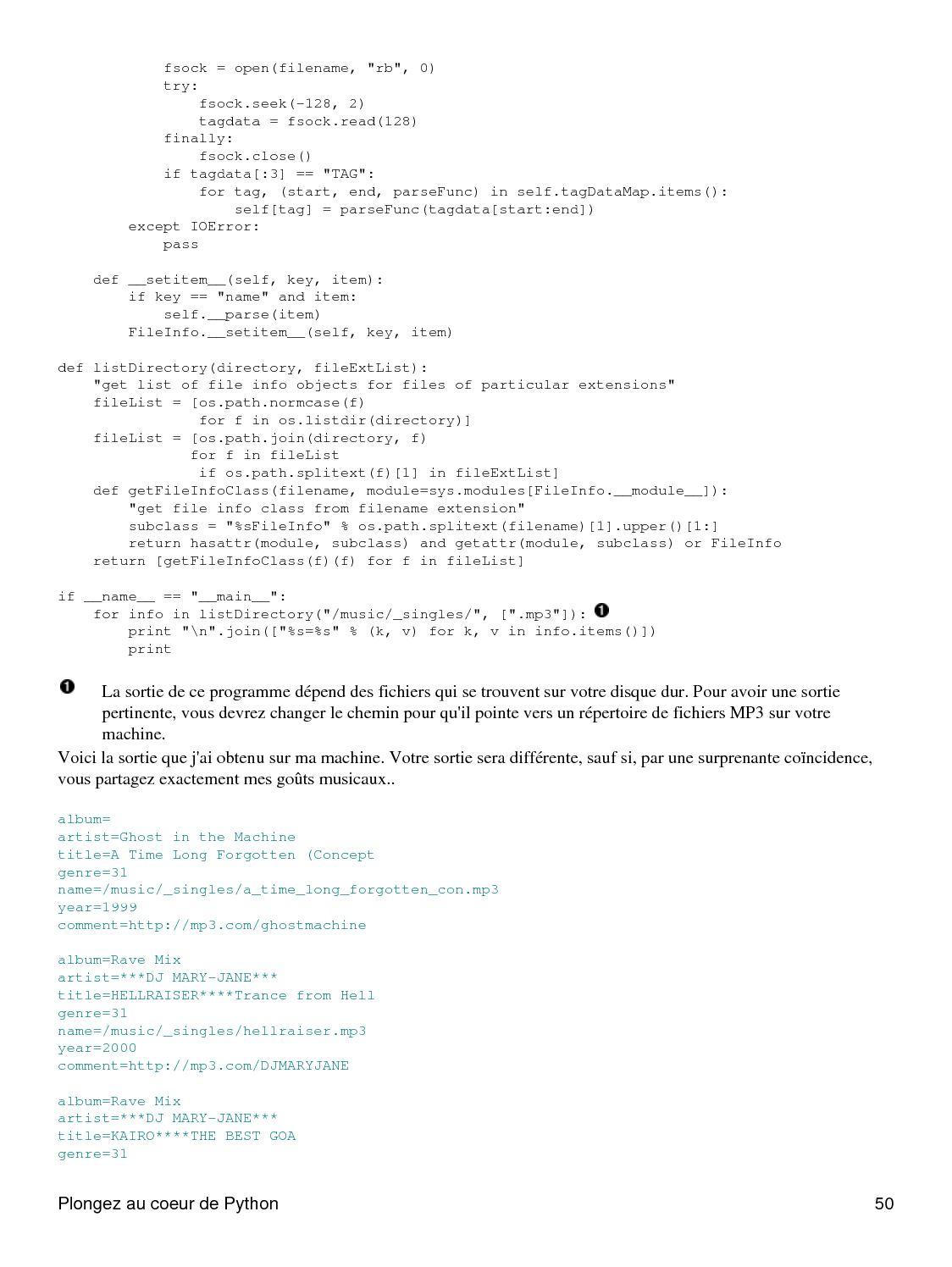 Plongez au coeur de Python - CALAMEO Downloader