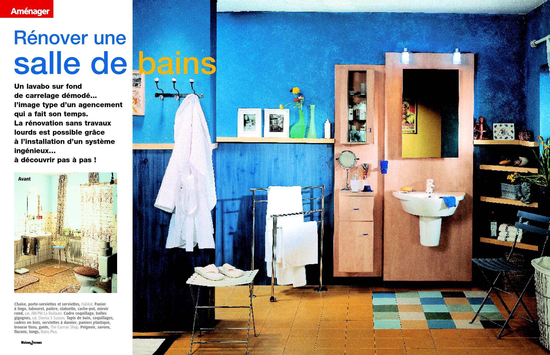 Cacher Trou Carrelage Salle De Bain calaméo - rénover une salle de bains