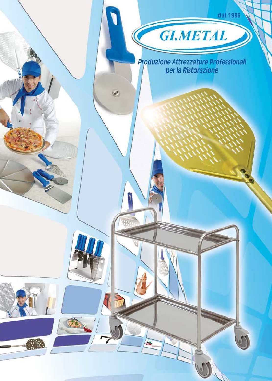 Pala pizza in alluminio GHA rettangolare forata 33x33 cm con manico 150cm