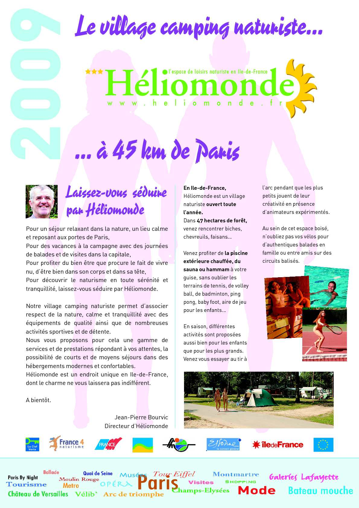 heliomonde newsletter 2009