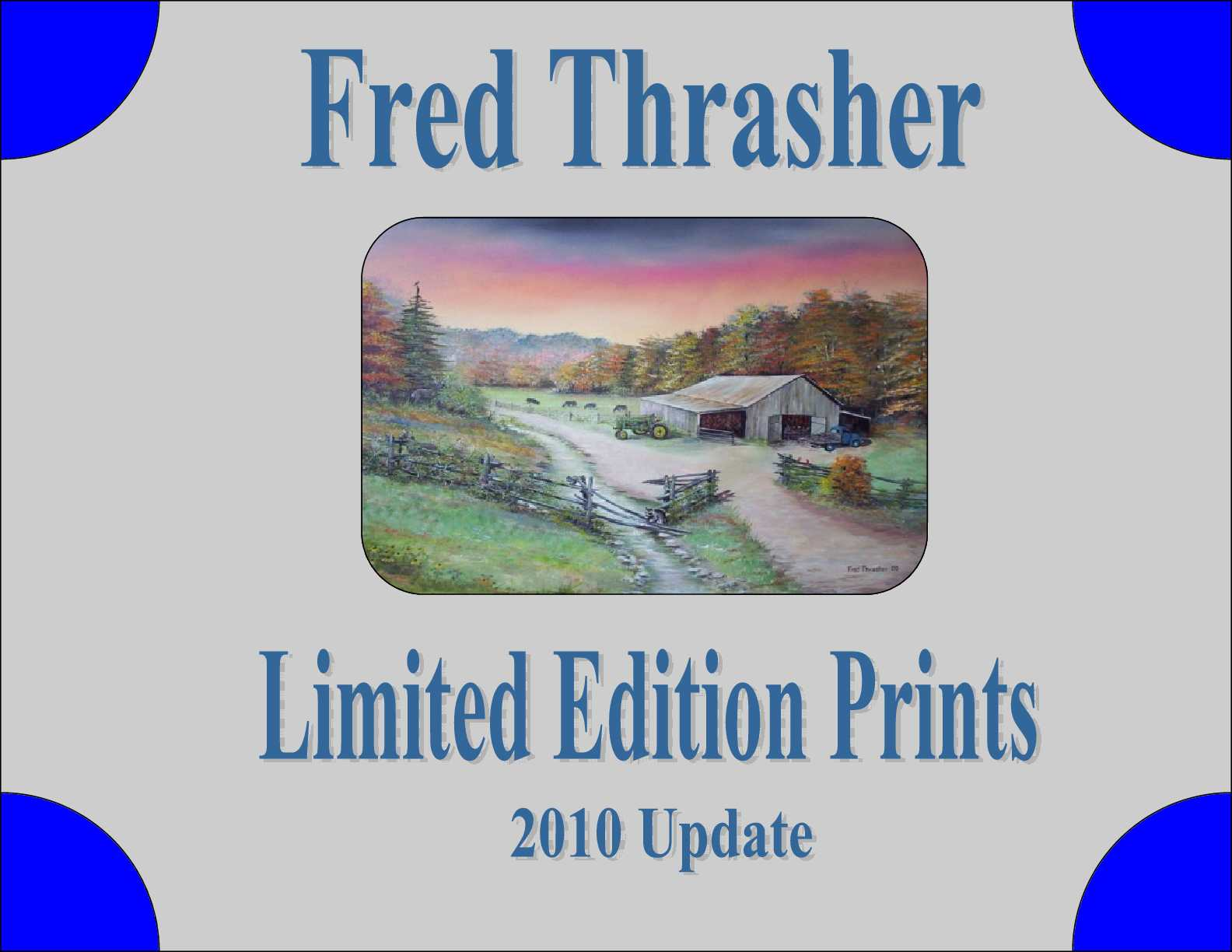 Nature/'s Retreat by Fred Thrasher