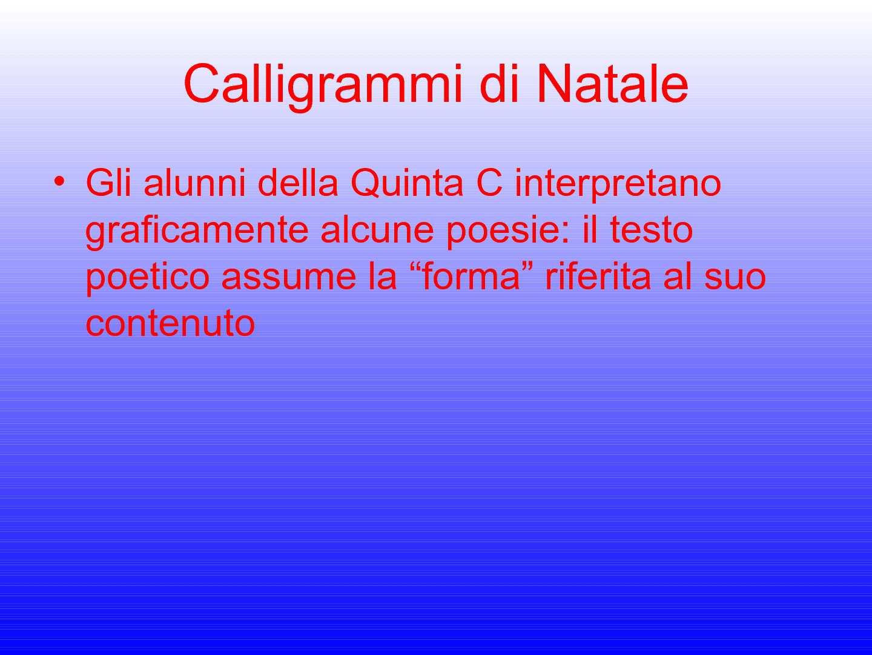 Poesia La Stella Di Natale.Calligramma Stella Di Natale Frismarketingadvies