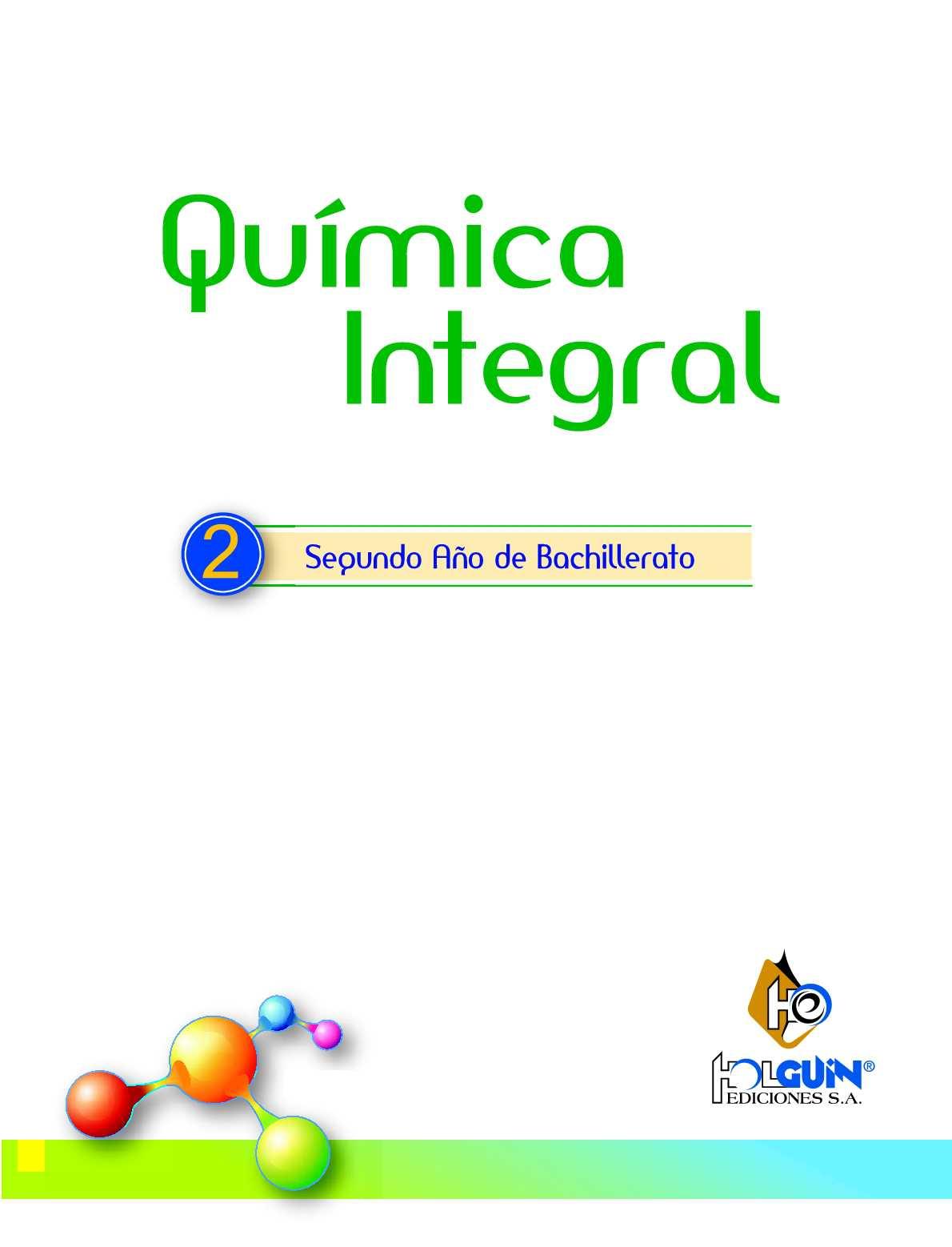 Unidad 1 Química APOL