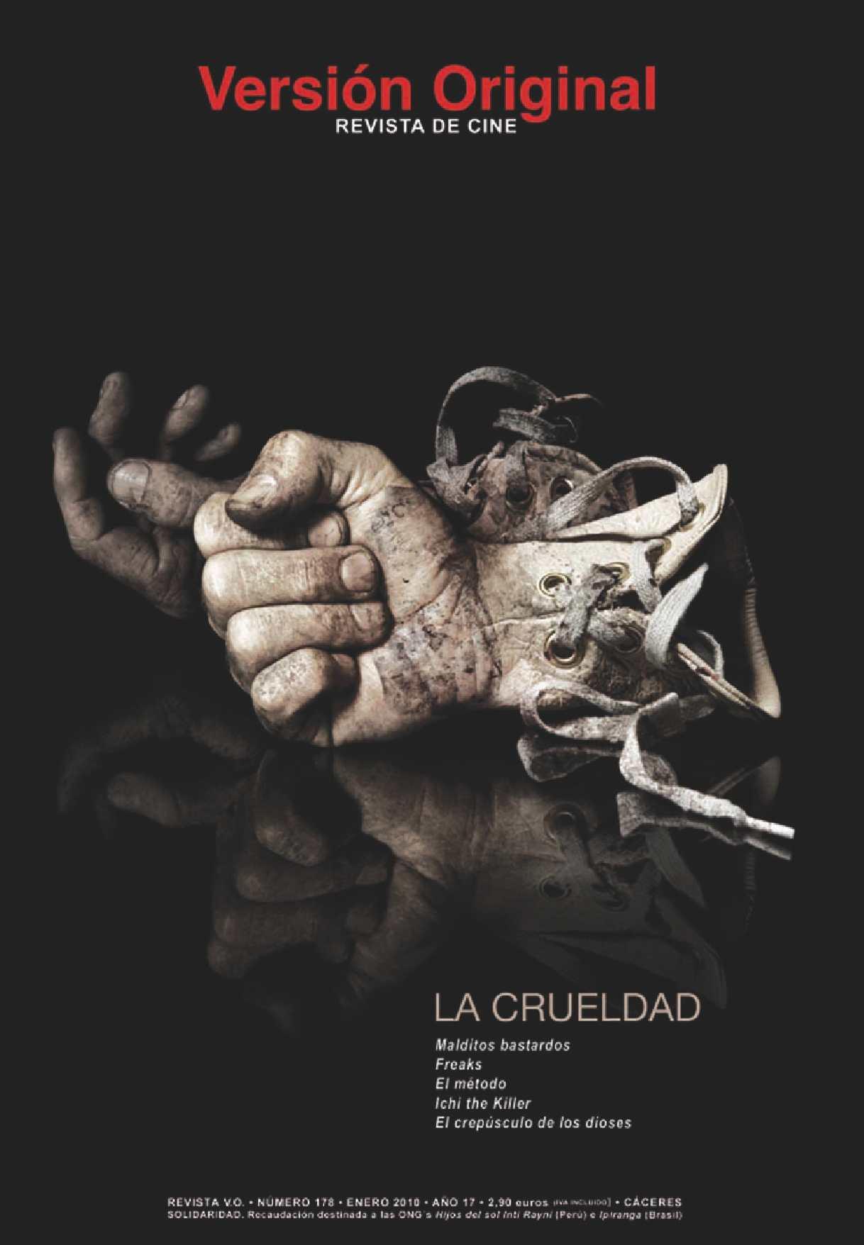 Actrices Porno Maduras Llorando Sometidas Y Torturadas calaméo - versión original 178. la crueldad