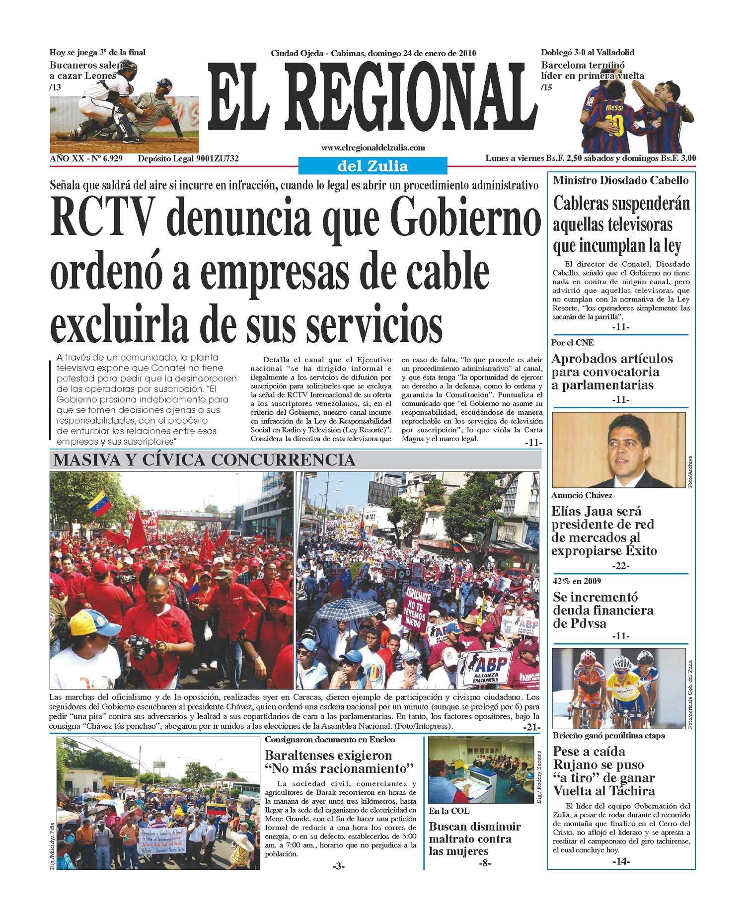 El Del Calaméo Regional 01 Zulia 24 2010 0N8mnvw