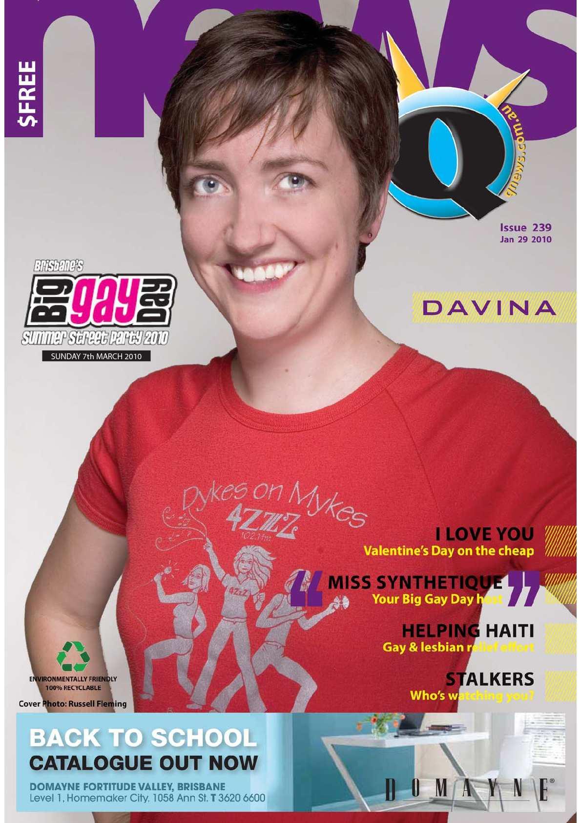 674410ce9 Calaméo - Q News Issue 239 Queensland Australia