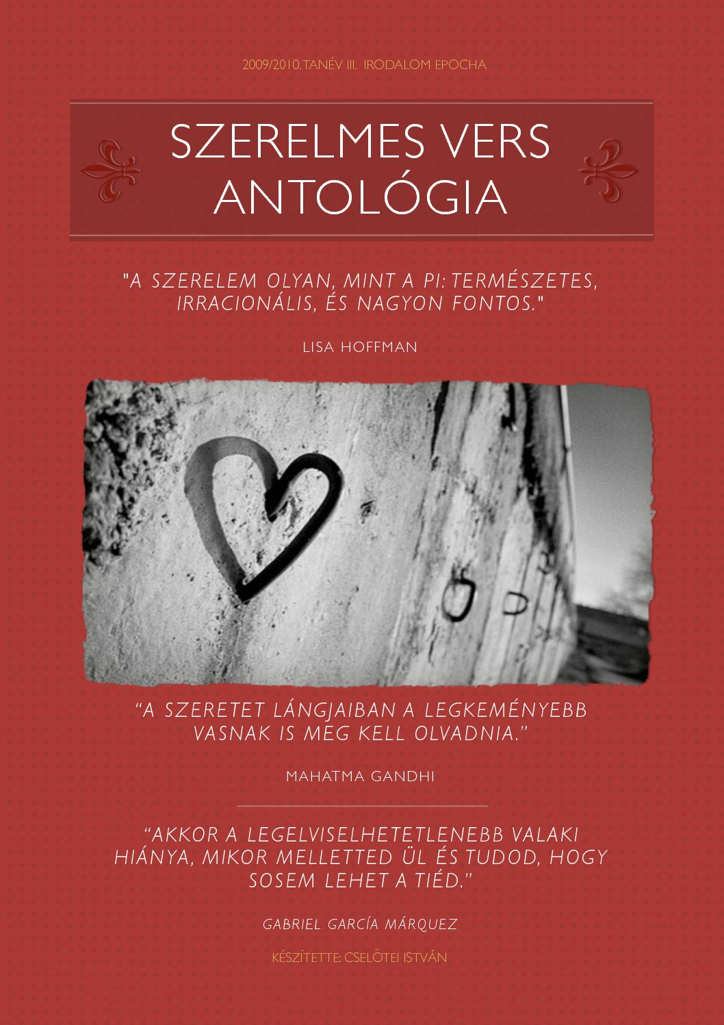 Calaméo - Szerelmes vers antológia