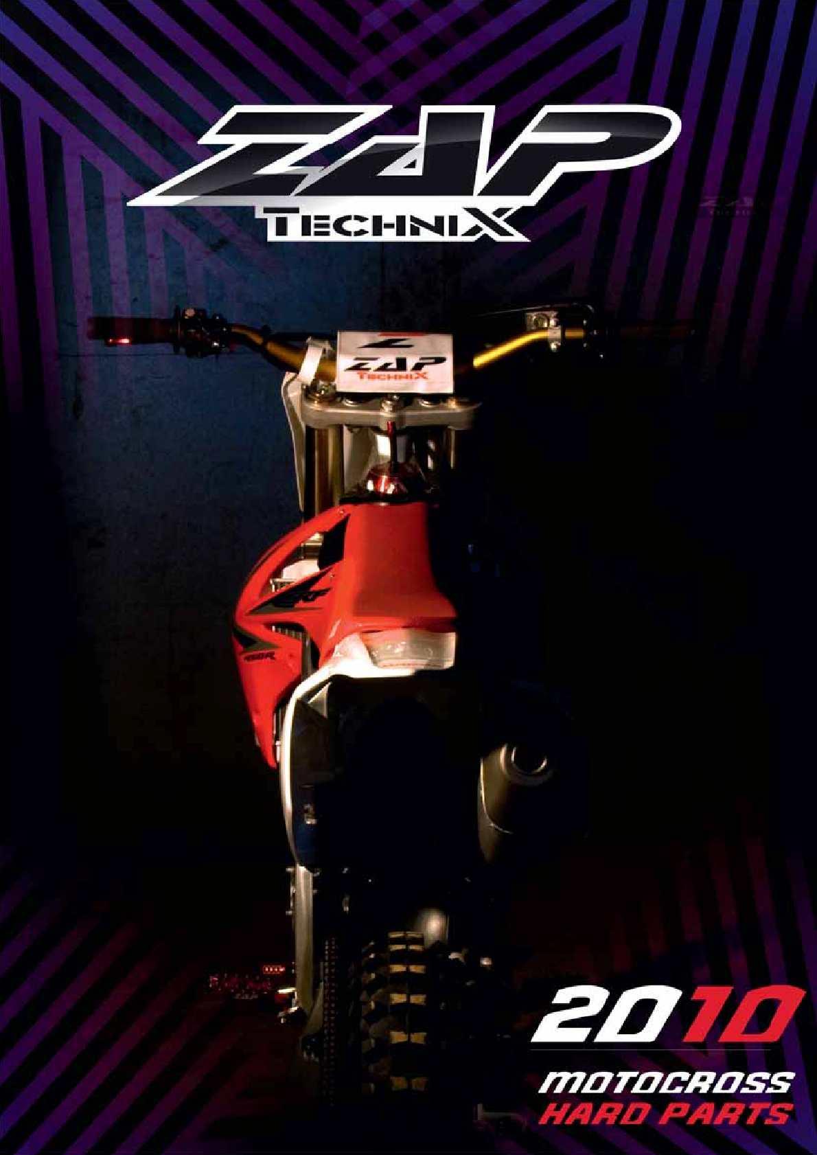 CRF 250 10- ZAP Kupplungsarmatur  Honda CR 125-500 04-07 CRF 450 09
