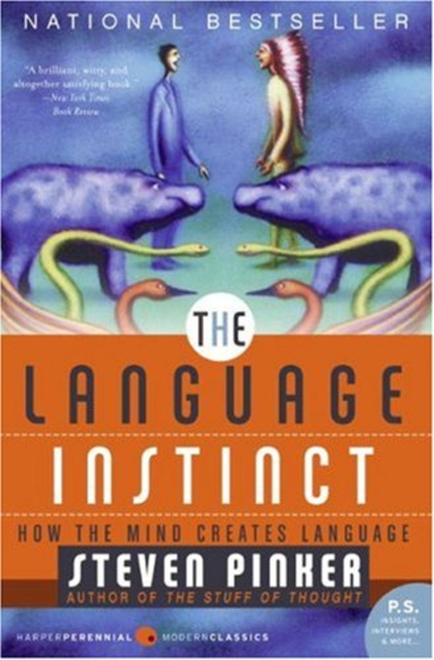 Calaméo The Language Instincthow The Mind Creates
