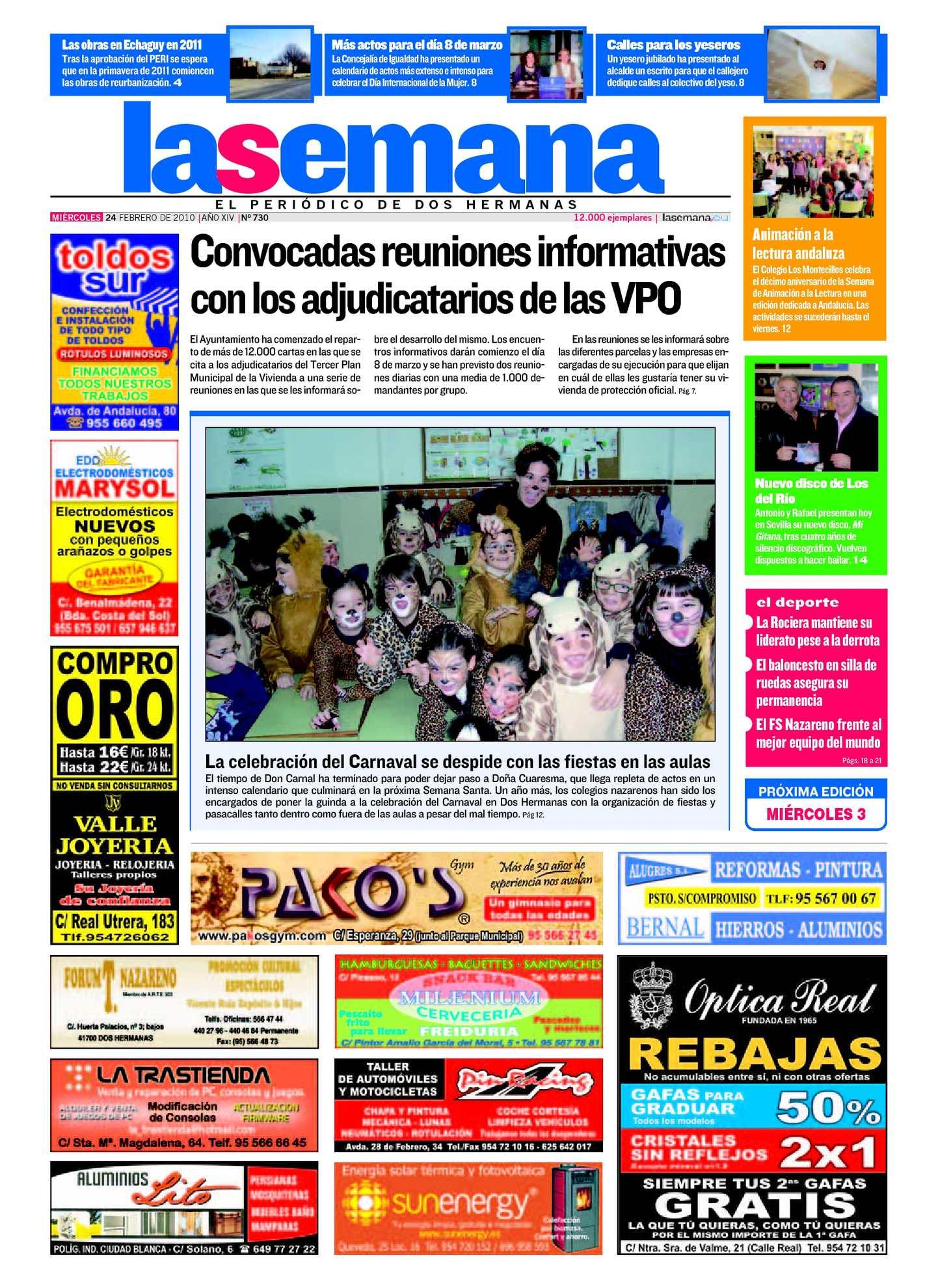 Calaméo - Periódico La Semana de Dos Hermanas Nº 730. 24 2 2010 a1f92be40a631