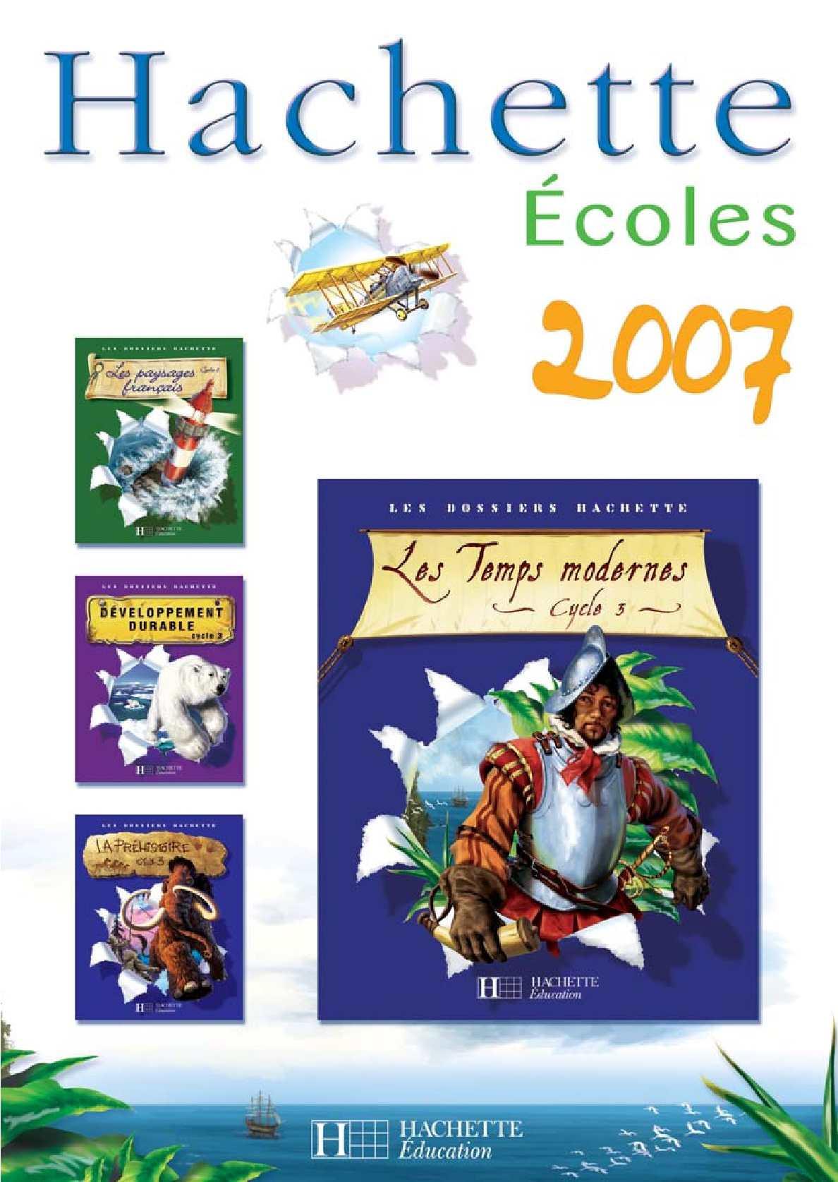 Calameo Kids Liste De Livres Pour Le Primaire Collection Hachette