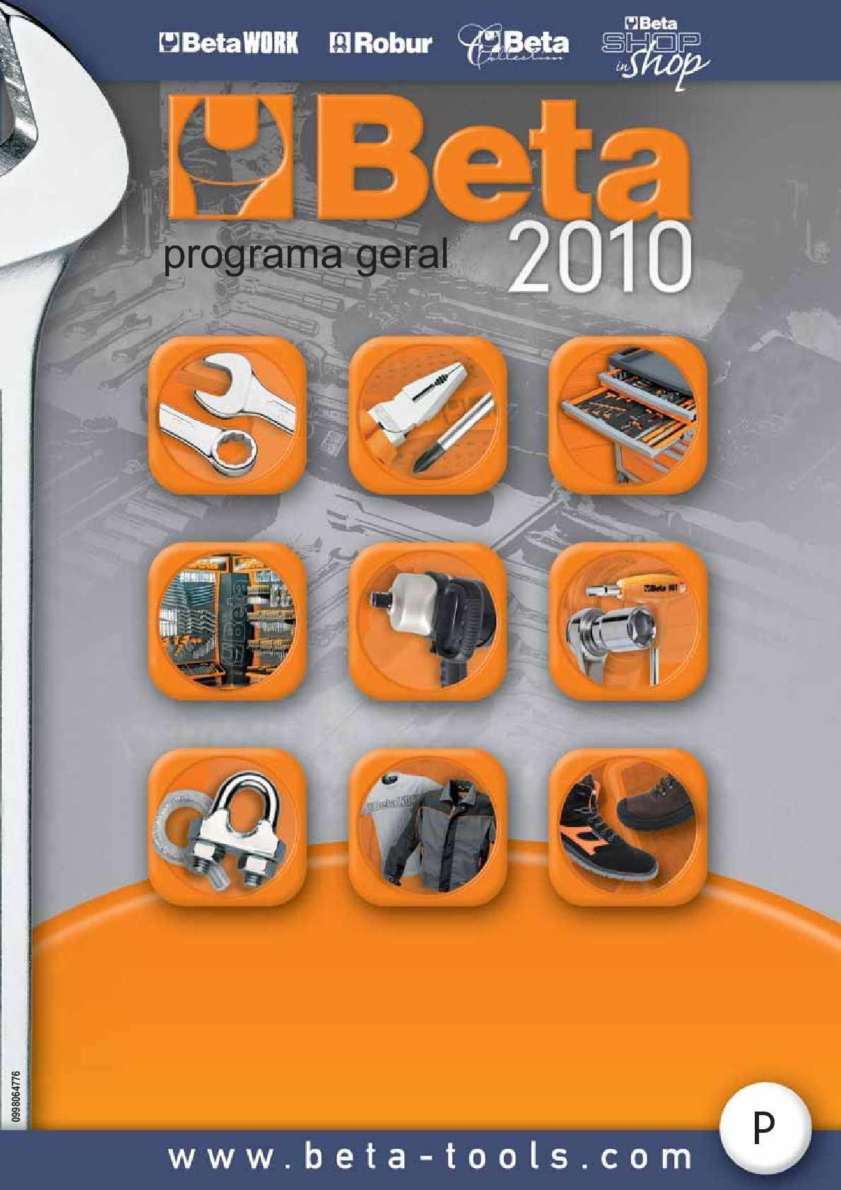Beta Tools 1096 250-Tenazes De Carpinteiro