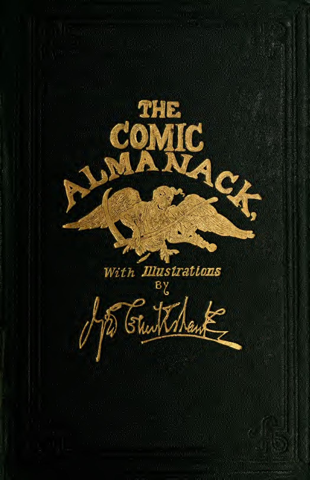 Calamo The Comic Almanack First Series 1835 1843 Volume 1 Circuit Board Fabrication From Natlus Urd Manufacturing