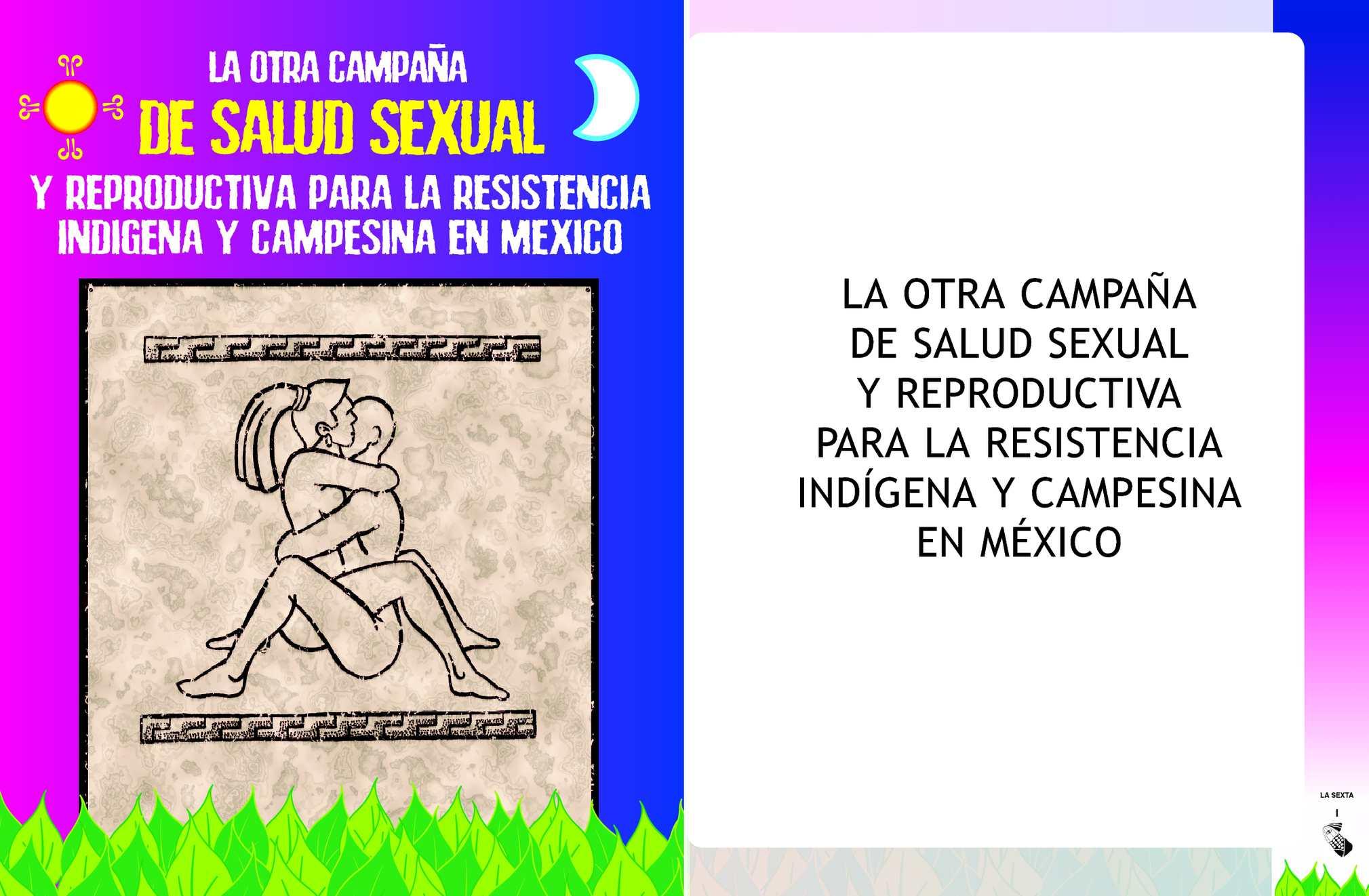 Calaméo La Otra Campaña De Salud Sexual Y Reproductiva Para La