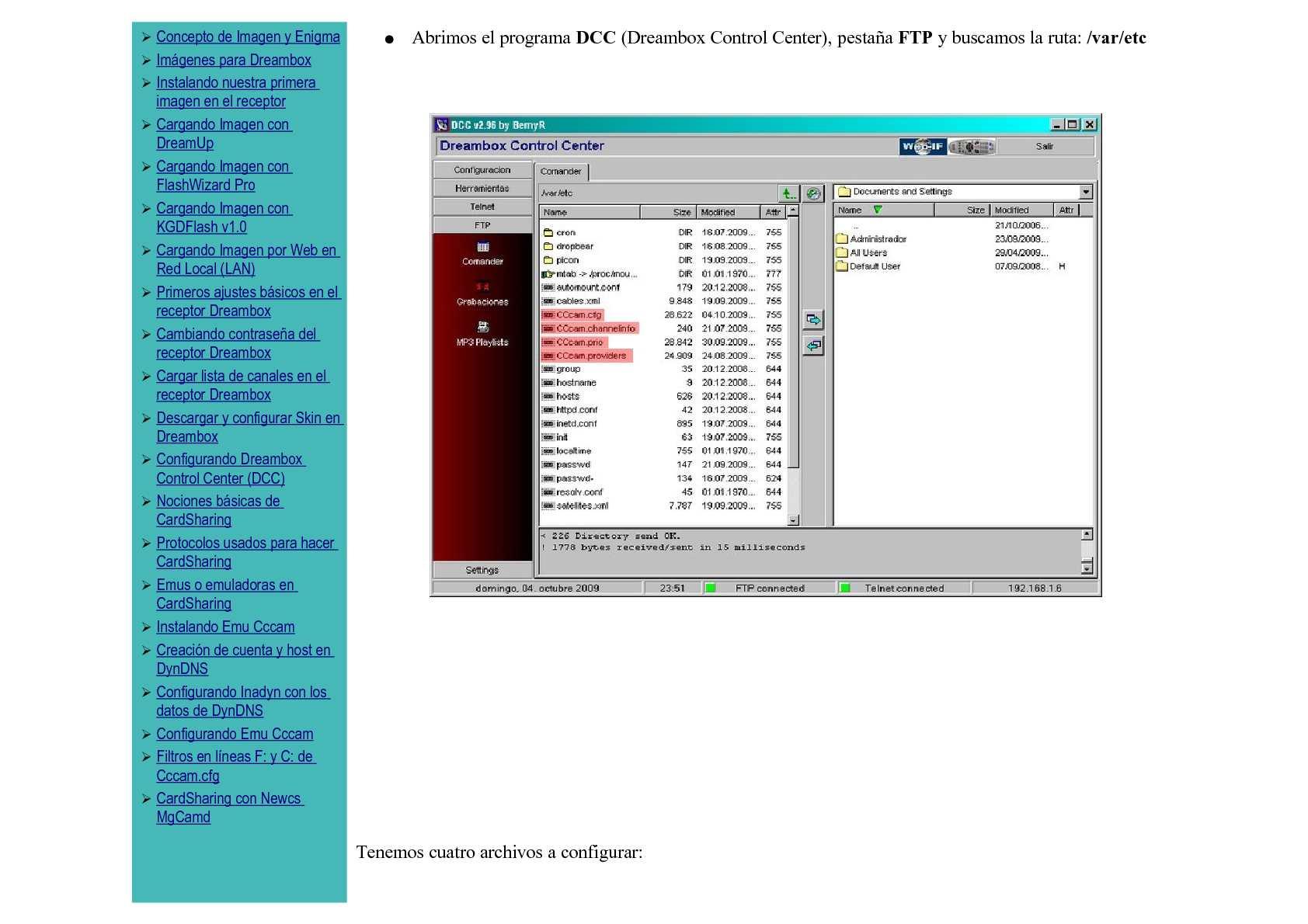Manual CardSharing desde 0 pdf - CALAMEO Downloader