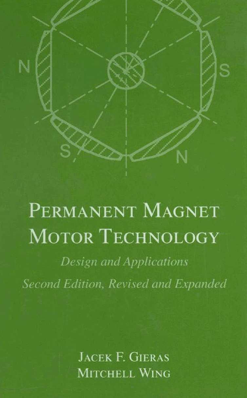 Calaméo - Permanent Magnet Motor Technology on
