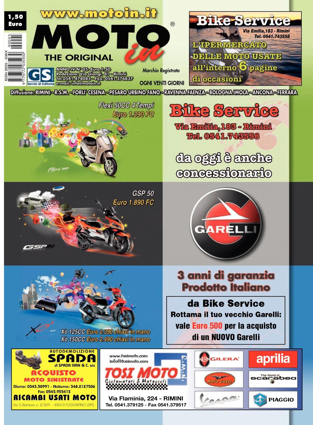 2 anni di garanzia Fianchetti radiatore Yamaha FZ6