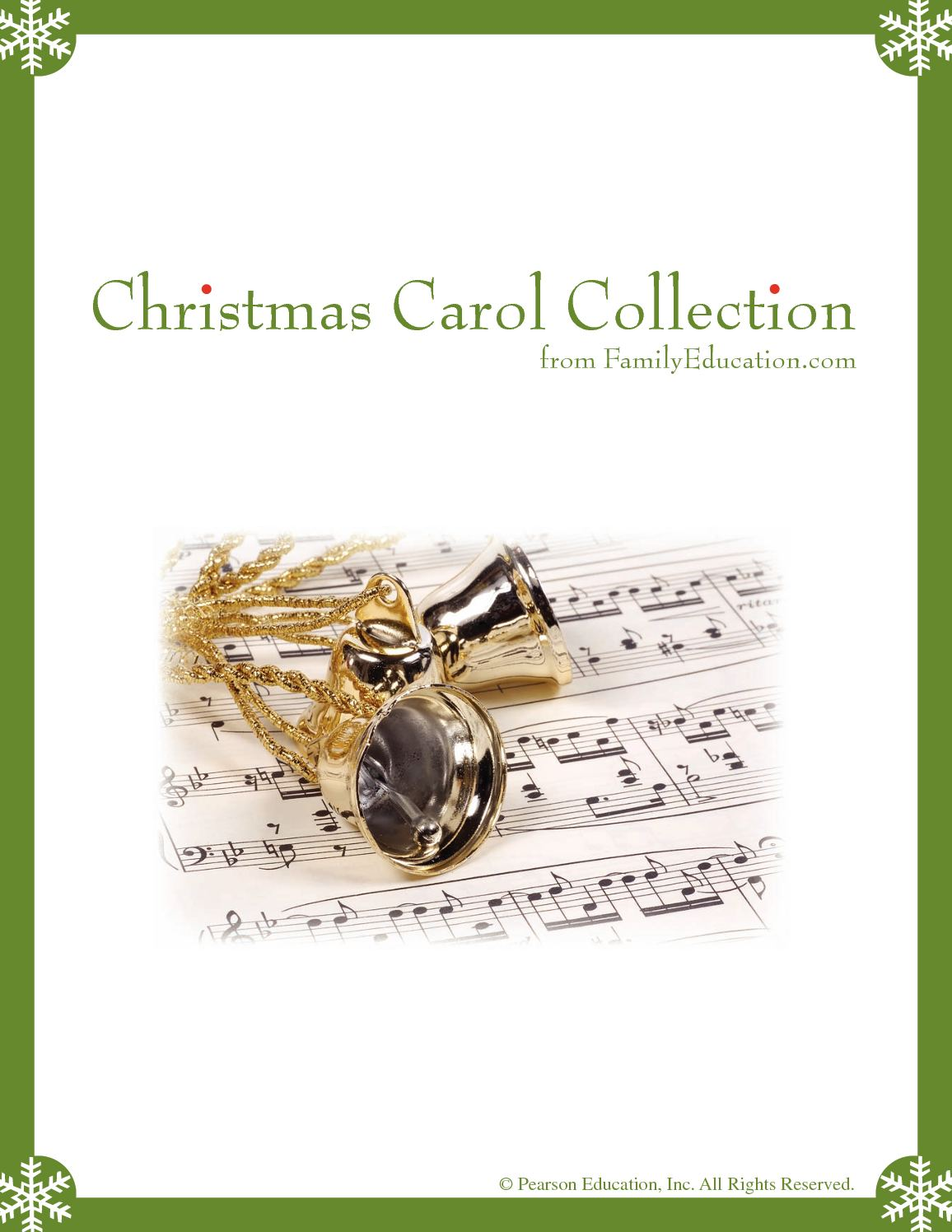 Calaméo - Christmas Carols Collection