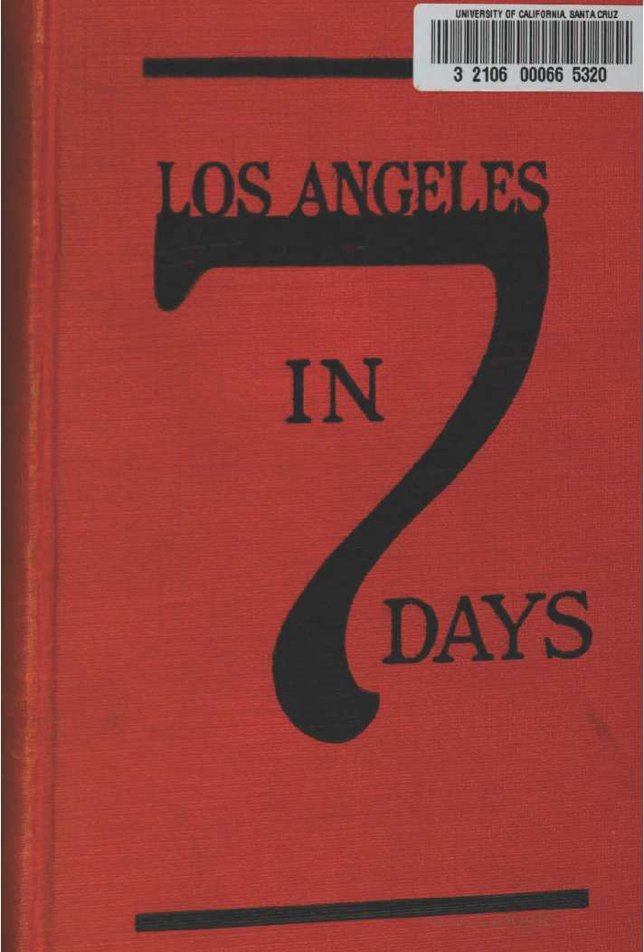 Calaméo - Los Angeles in 7 Days 1bb779ad1a7