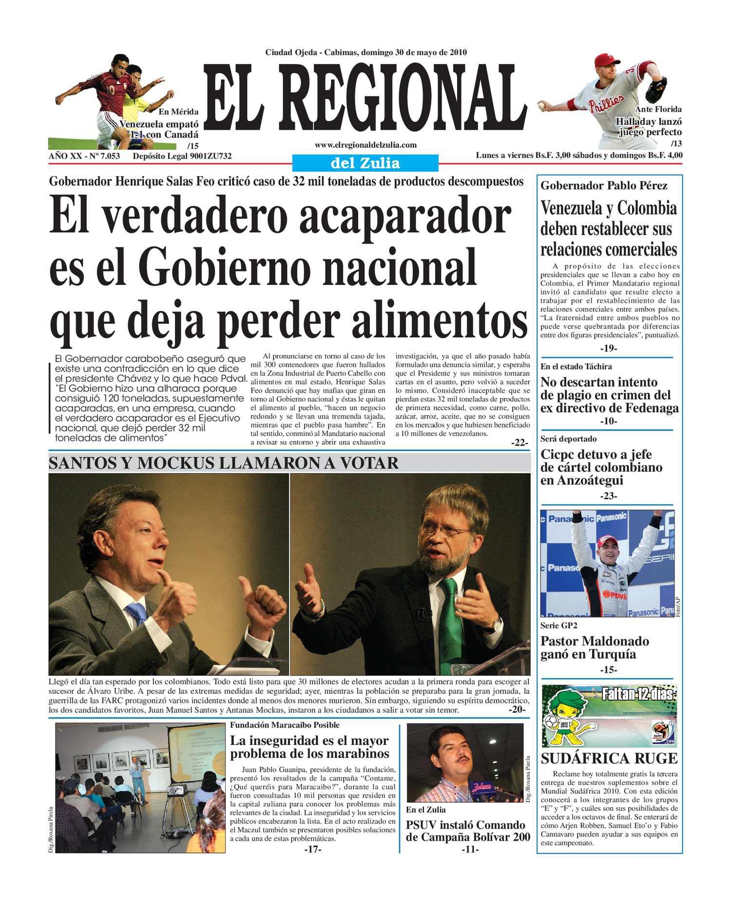 2010 05 Calaméo Del El Regional Zulia30 pqVSUzM