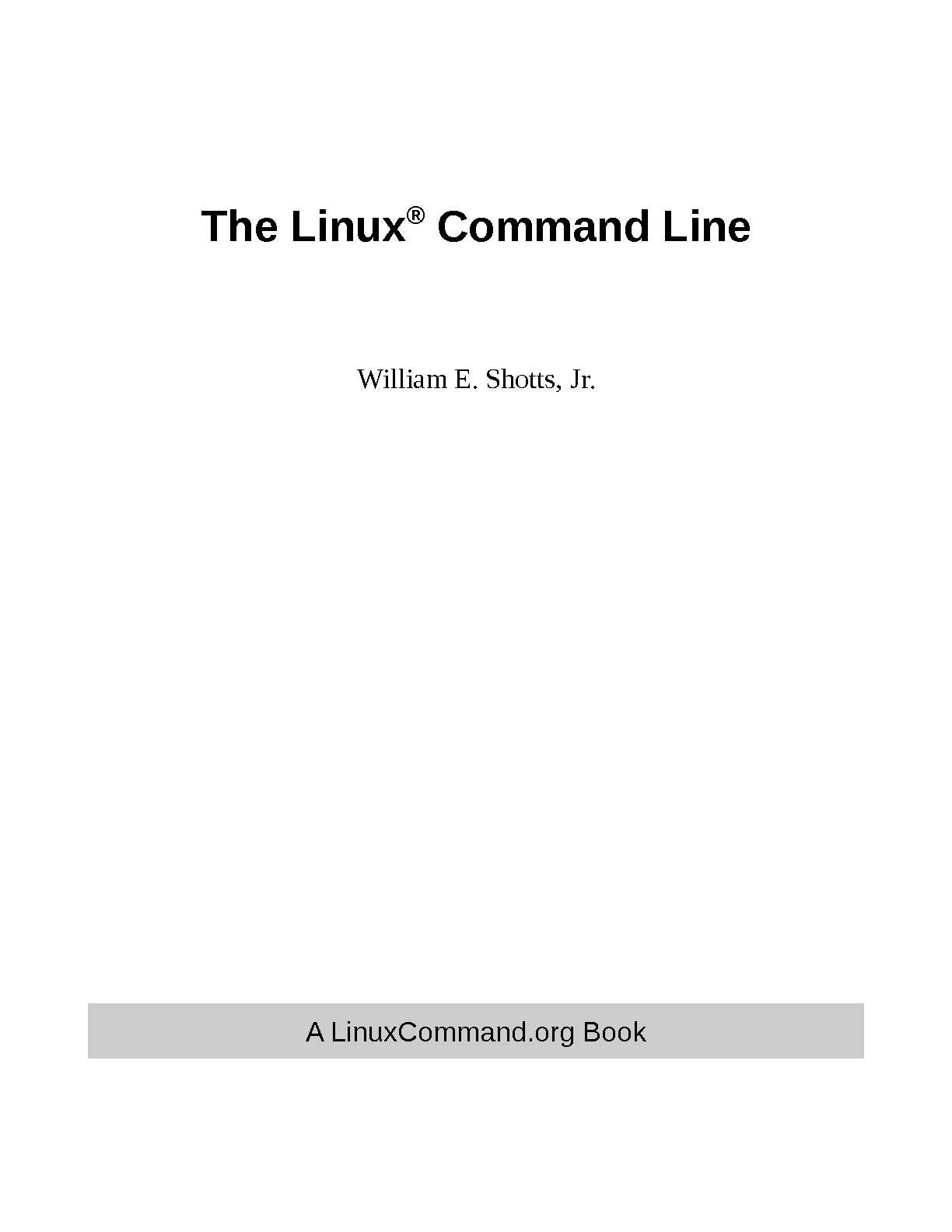 Calaméo - The Linux Command Line