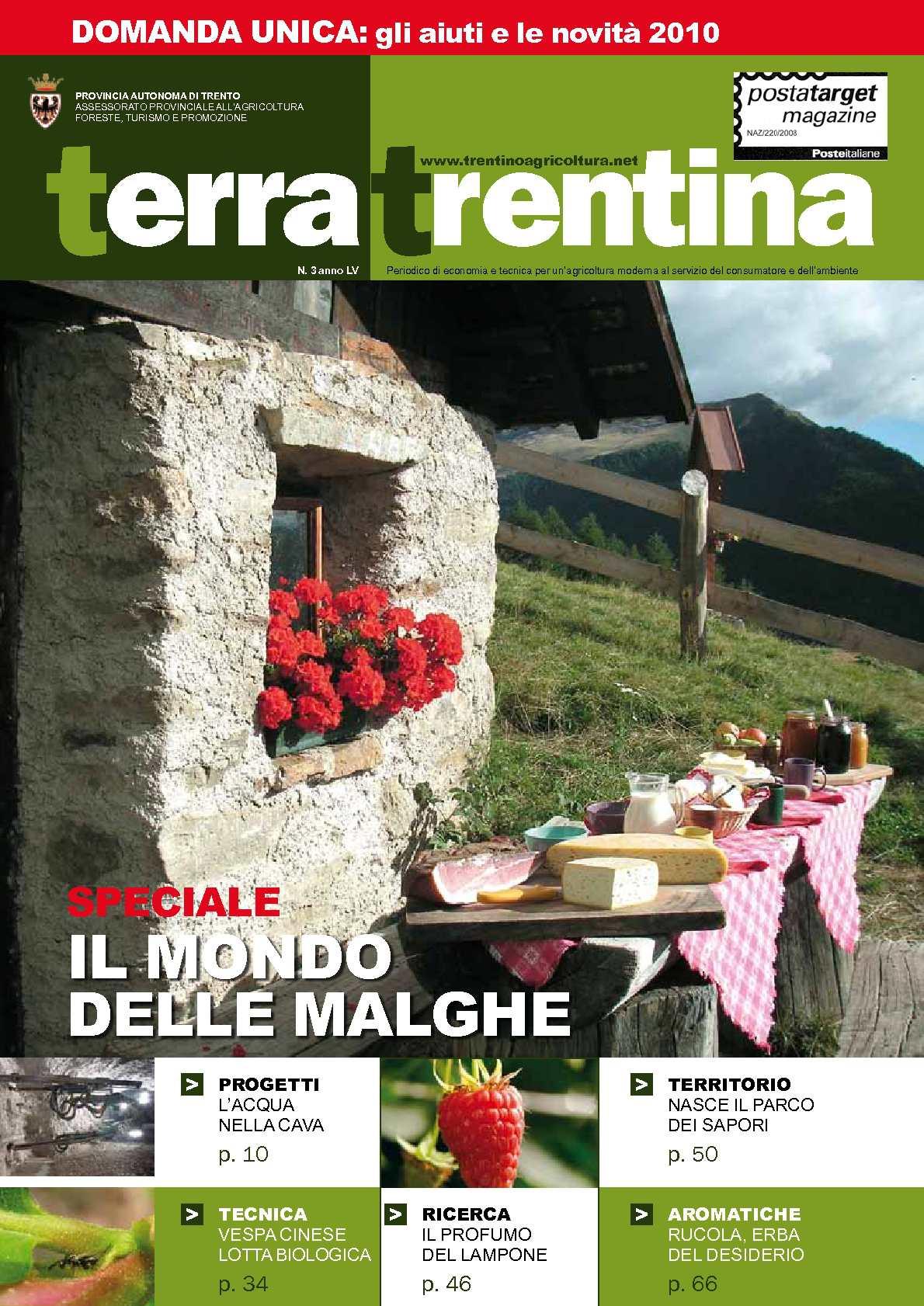 Calaméo - Terra Trentina 2010 - n. 3 a286f554c4d2