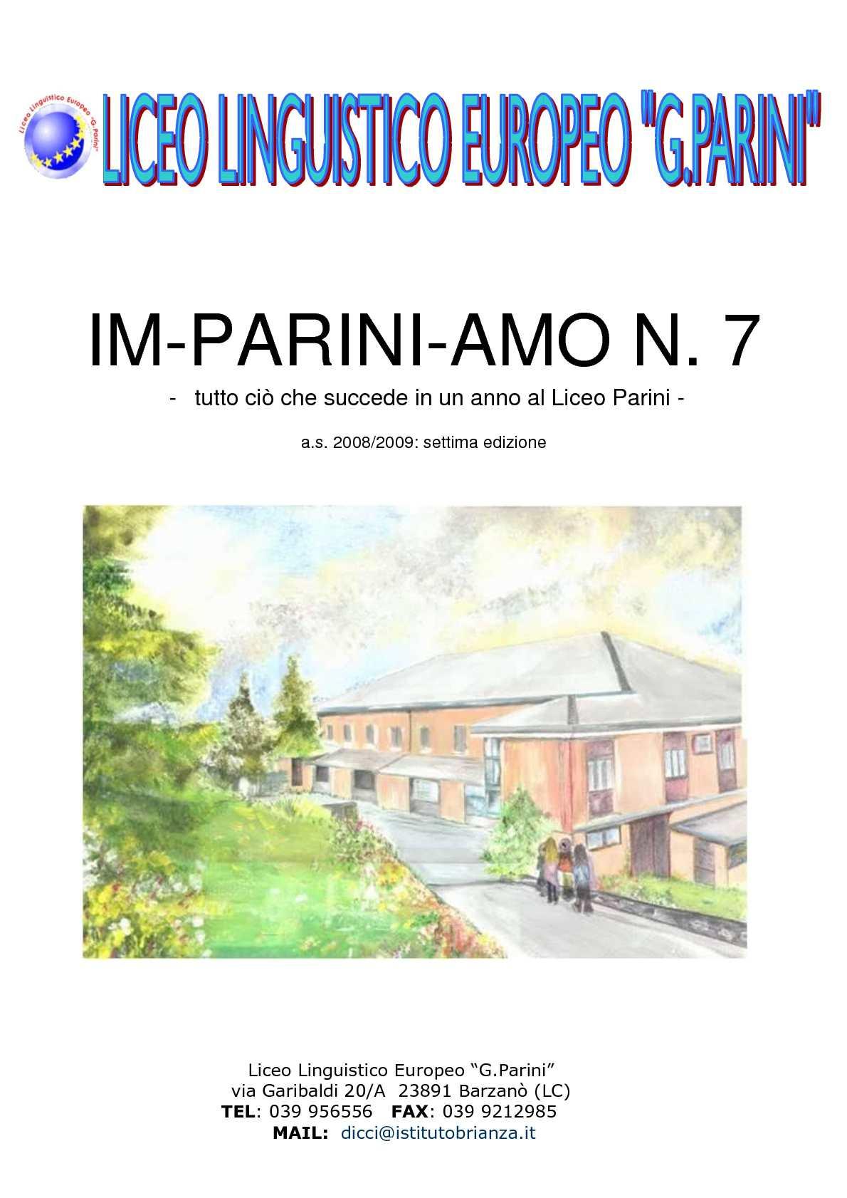 Calaméo Impariniamo 7