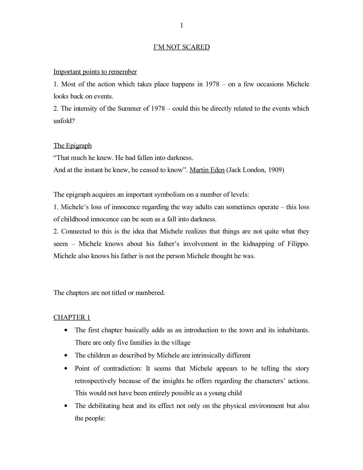 io non ho paura english pdf
