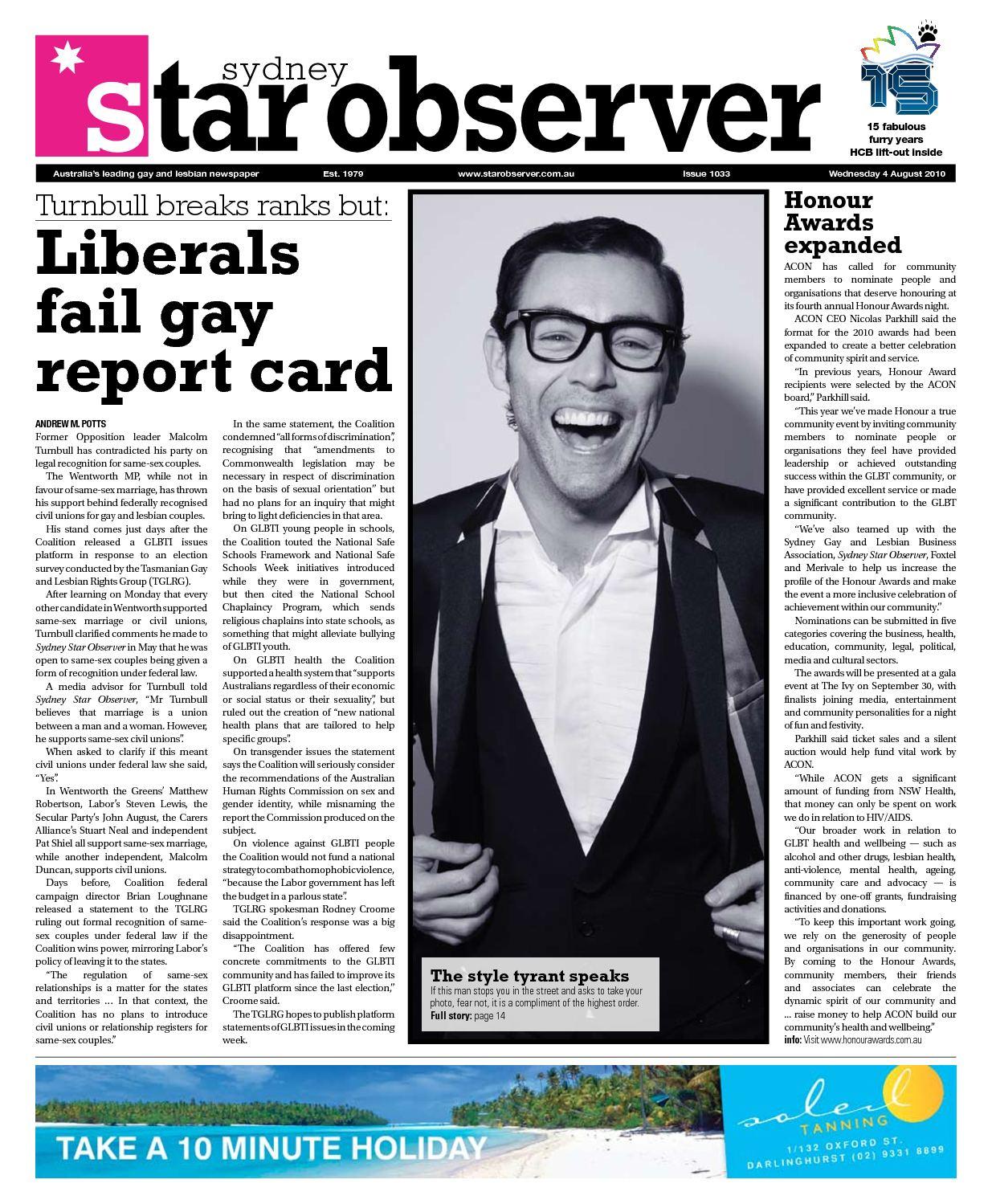 261388d1d53e Calaméo - Sydney Star Observer issue 1033