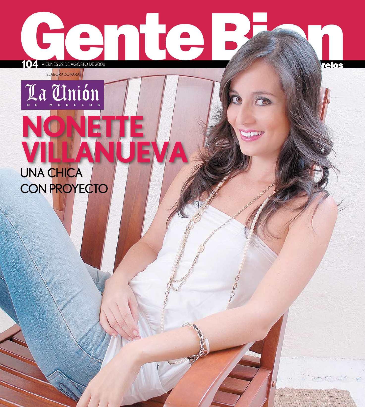 GenteBien Morelos No. 104