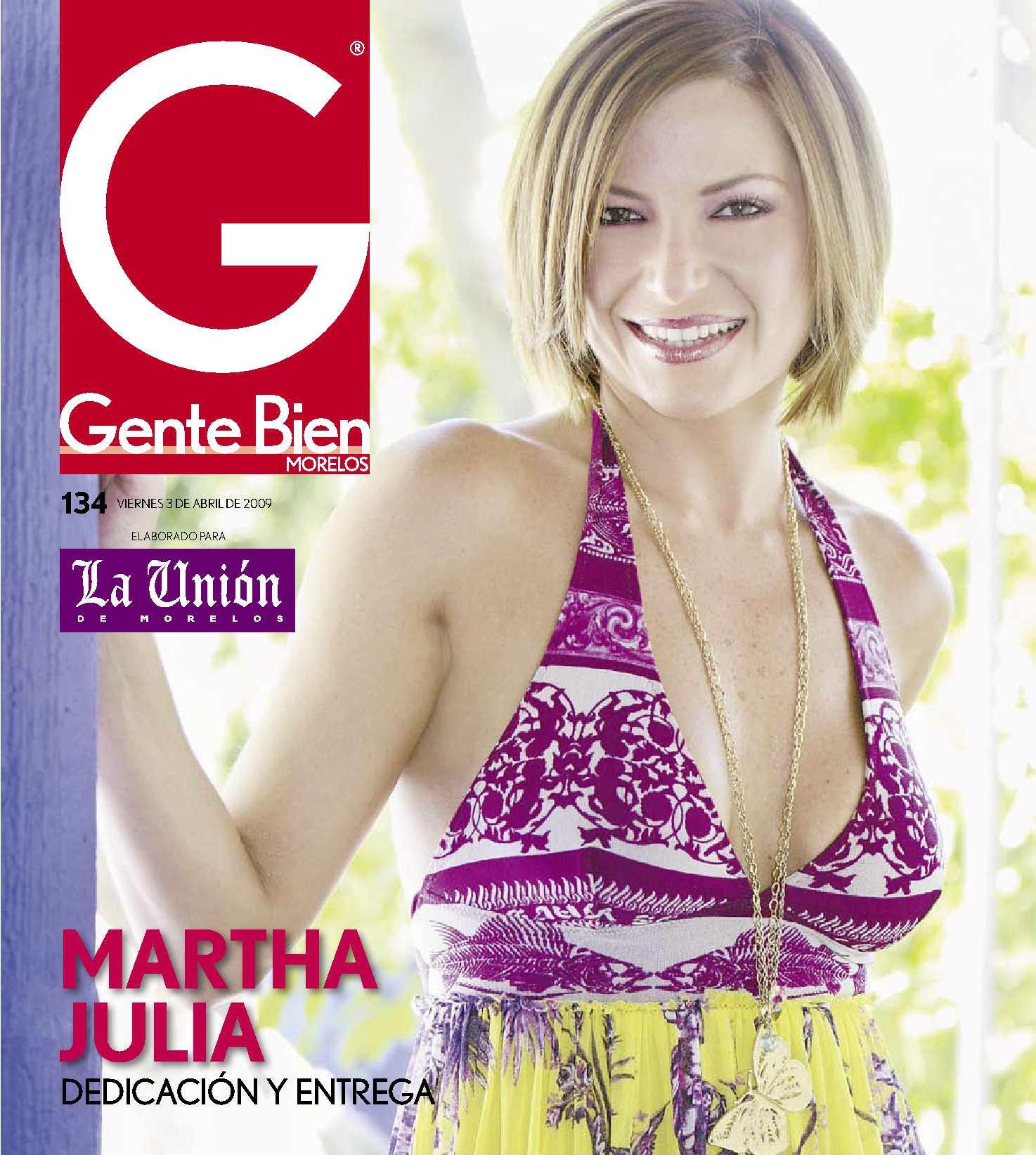 GenteBien Morelos No. 134