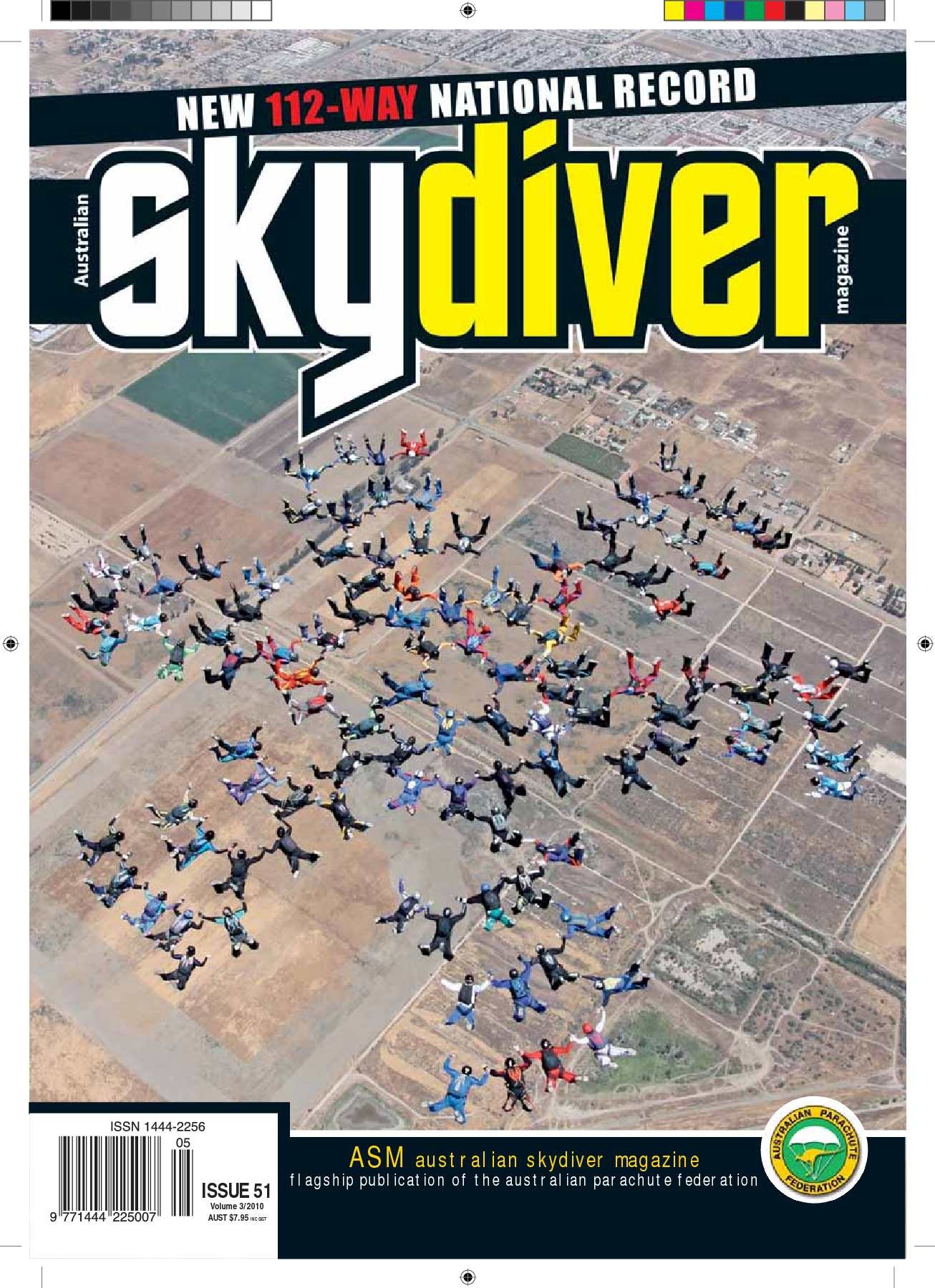 Calaméo - Australian SKYDIVER Magazine Issue 51